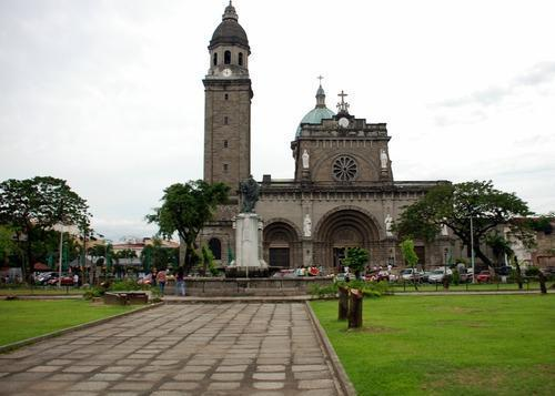 Plaza de Roma, Filipinas