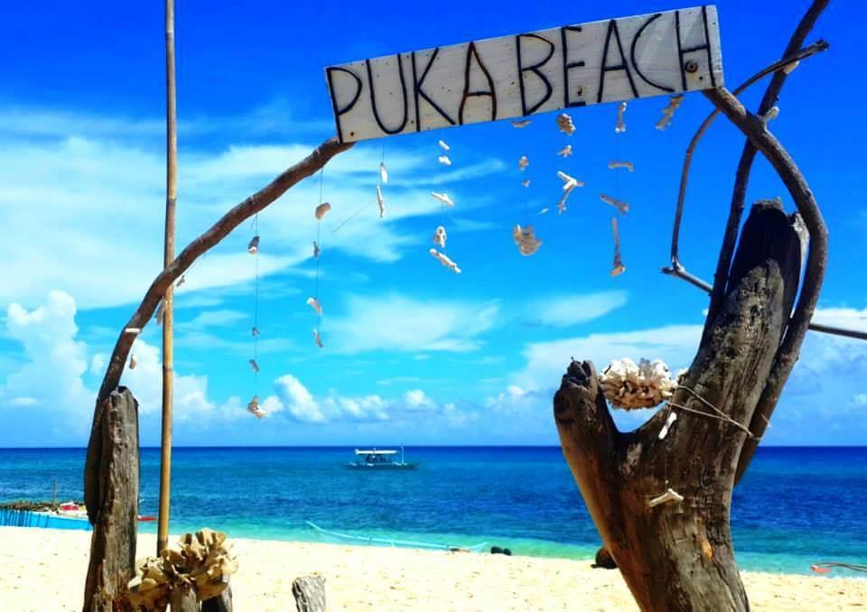 Puka Shell Beach, Filipinas