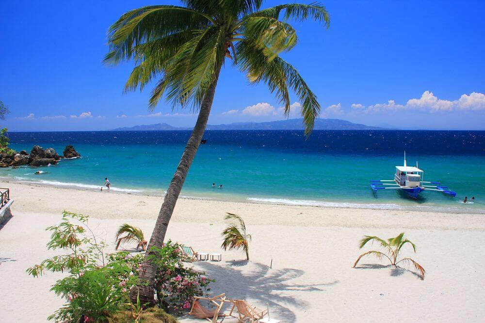 Talipanan Beach, Filipinas
