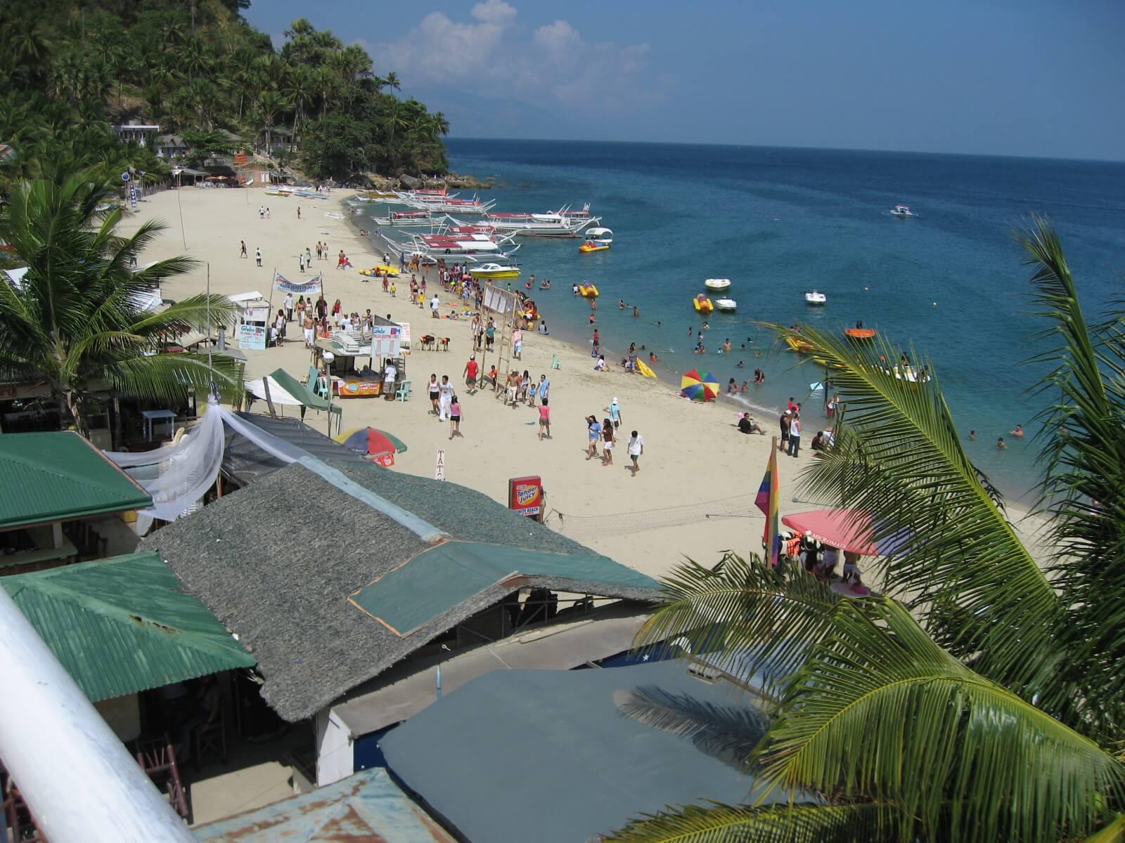 White Beach, Filipinas