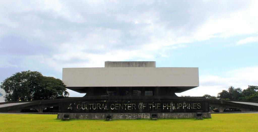 Centro Cultural de Filipinas, Filipinas