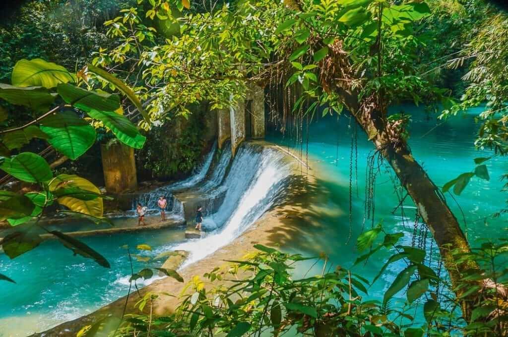Turismo en Badian, Cebu