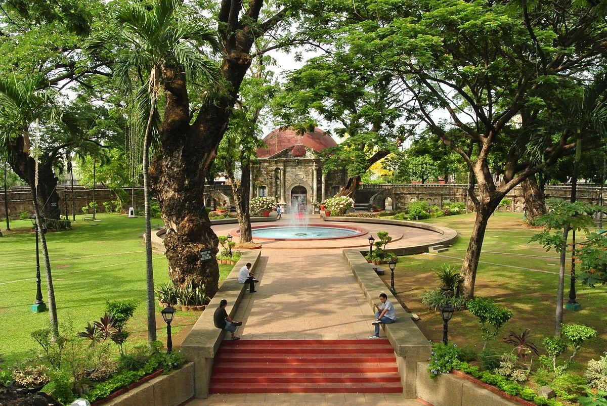 Parque Paco en Manila