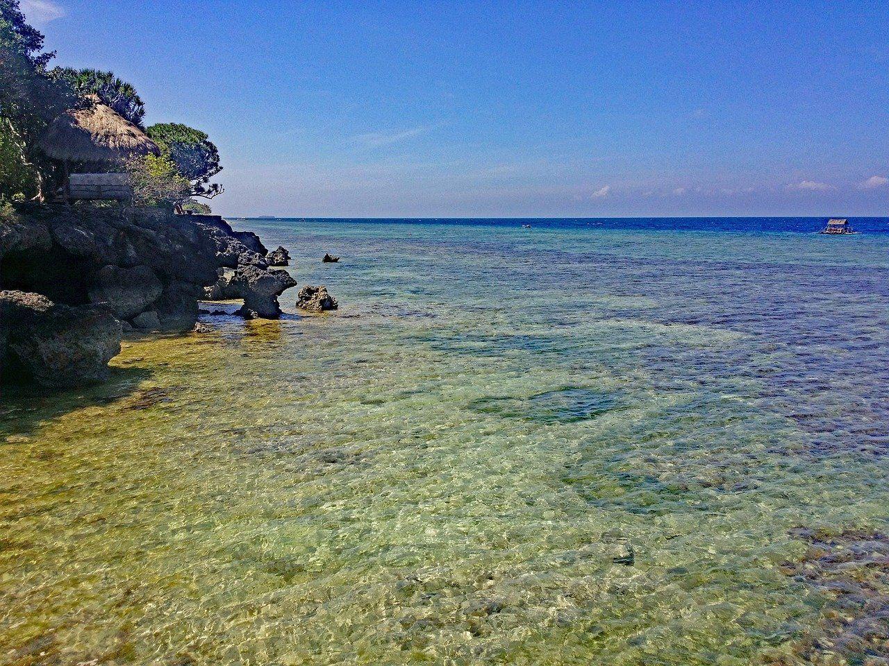 playas de Moalboal