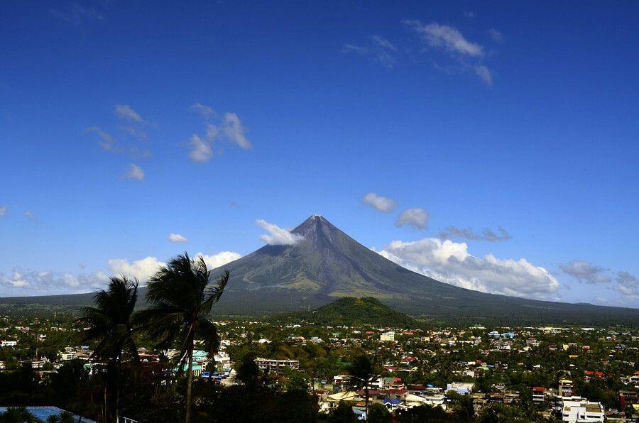 Volcán Filipinas