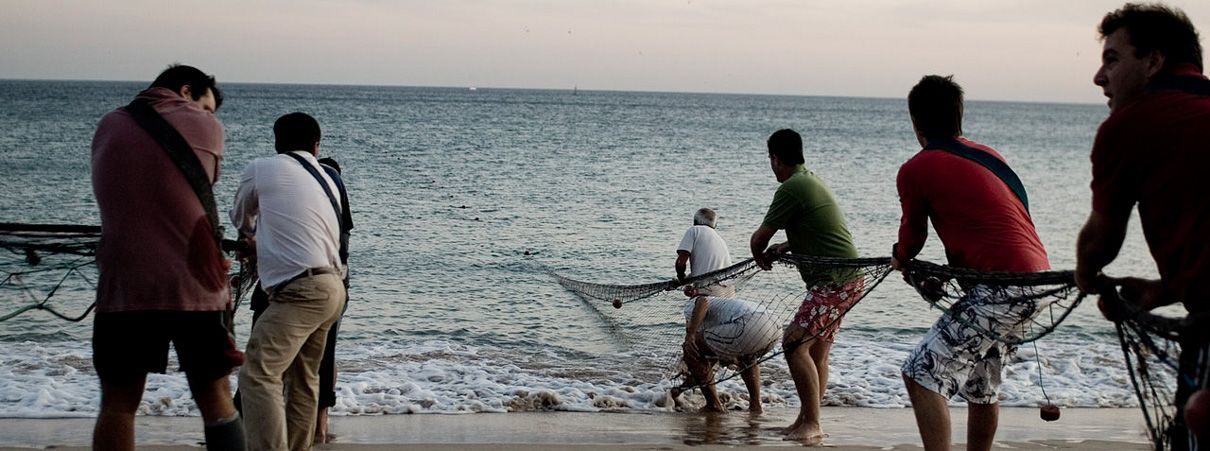 Pesca en Filipinas