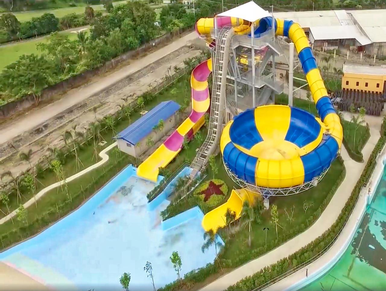 Aqua Planet en Ángeles, Filipinas