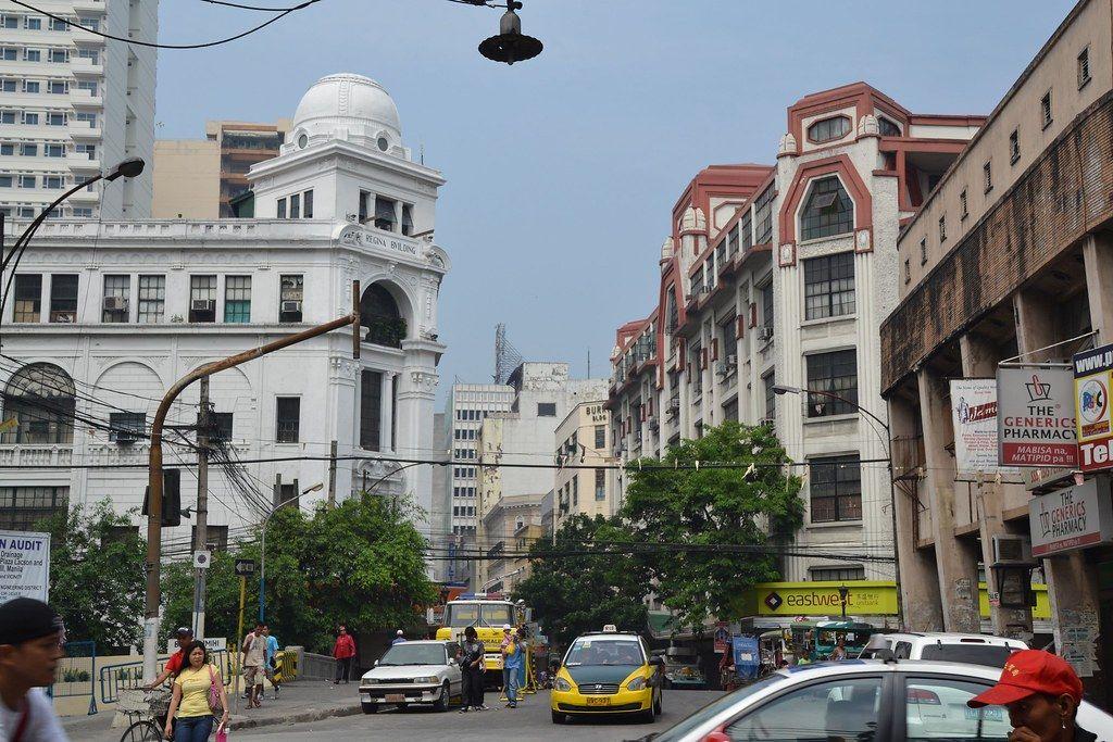 Escolta Street, Filipinas