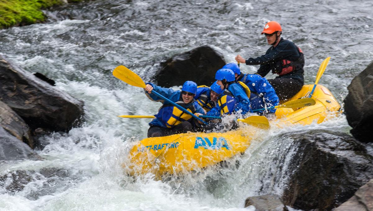 Rafting Filipinas