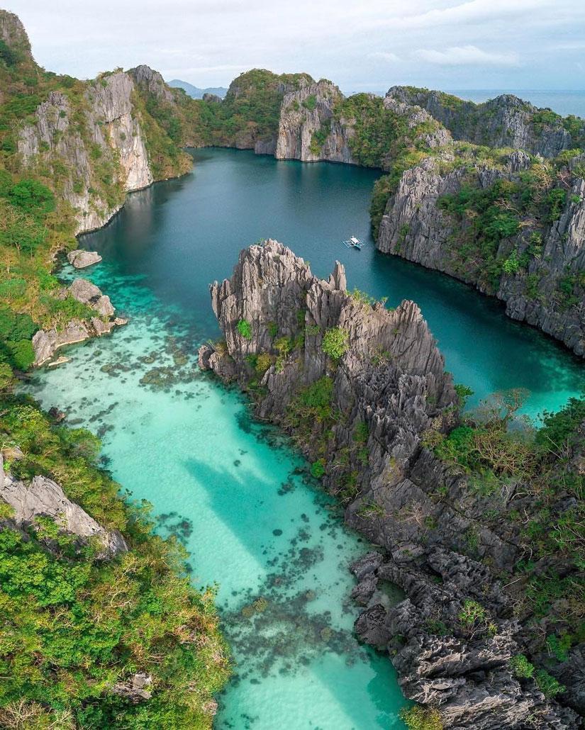 Qué hacer y cómo llegar a Sámal, Filipinas