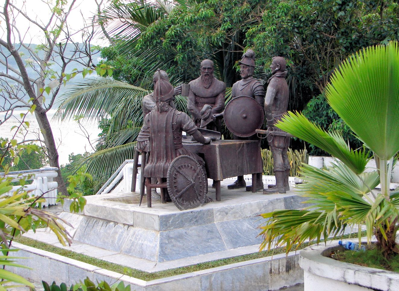 Bohol Compact Monument